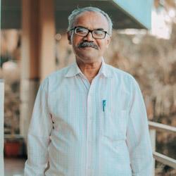 Prof. P. Chandrashekhar