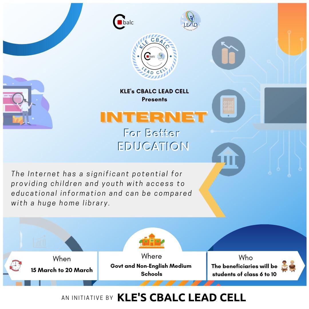 Internet for Better Education